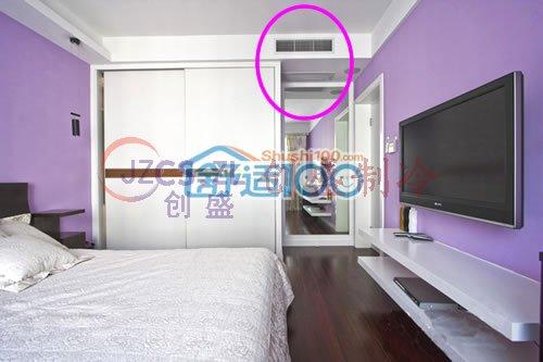 卧室安装中央空调